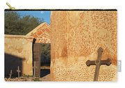 Moon Over Tumacacori Cemetery Carry-all Pouch