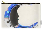 Moon Phase In Inverted Colors Carry-all Pouch