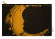 Moon Phase In Orange Carry-all Pouch