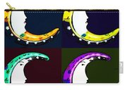 Moon Phase In Pf Quad Colors Carry-all Pouch