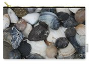 Moon Snails And Shells Still Life Carry-all Pouch
