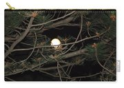 Moon Through Pines Carry-all Pouch