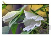 Moonflowers  Carry-all Pouch