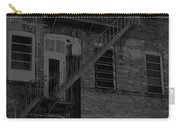 Moonlight Fire Escape Usa Near Infrared Carry-all Pouch