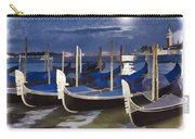 Moonlight Gondolas - Venice Carry-all Pouch