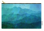 Moonlight Hills Carry-all Pouch