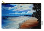 Moonlight In Tobago Carry-all Pouch