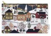 Moonlight In Vermont Carry-all Pouch