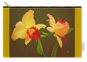 Moonlight Lady Orchid Carry-all Pouch