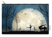 Moonlight Melody..new Carry-all Pouch