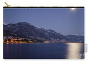 Moonlight Over A Lake Carry-all Pouch