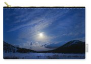 Moonlight Over Tahoe Meadows Carry-all Pouch