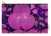 Moonlight Pagoda Temple Carry-all Pouch