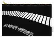Moonlight Under The Highway Carry-all Pouch by Bob Orsillo