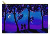 Moonlight Walk Carry-all Pouch