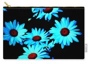 Moonlit Daisies Carry-all Pouch