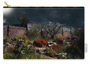 Moonlit Hillside In Africa Carry-all Pouch
