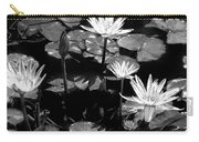 Moonlit Lotus Carry-all Pouch