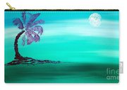 Moonlit Palm Carry-all Pouch