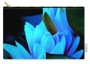 Moonlit Waterlilies Carry-all Pouch