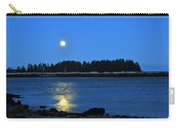 Moonrise Acadia National Park Carry-all Pouch