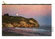 Moonrise At Avila Beach Carry-all Pouch