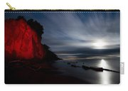 Moonrise At Clearville Beach Carry-all Pouch