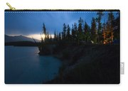 Moonrise At Wabasso Campground Carry-all Pouch