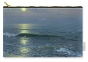 Moonrise Carry-all Pouch by Guillermo Gomez y Gil