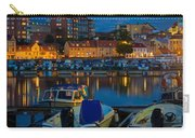 Moonrise In Karlskrona Carry-all Pouch