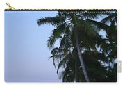 Moonrise In Maldives Carry-all Pouch by Corinne Rhode