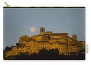 Moonrise Over Anghiarri Carry-all Pouch