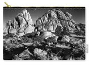 Moonrise Over Joshua Tree Carry-all Pouch