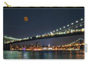 Moonrise Over Manhattan Carry-all Pouch