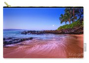 Moonrise Over Maui Carry-all Pouch