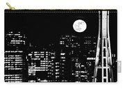 Moonrise Seattle Carry-all Pouch