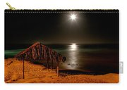 Moonset Over Windnsea Carry-all Pouch