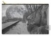 Moonshine Deer Tracks Carry-all Pouch