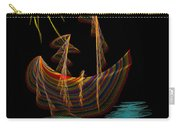 Moonshine Sailing Carry-all Pouch