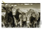 Mooos  Carry-all Pouch