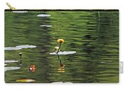 Moore State Park Lily Pond 2 Carry-all Pouch