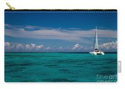 Moorea Lagoon No 16 Carry-all Pouch