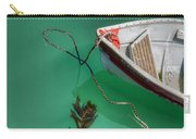 Moored Boat And Kelp Carry-all Pouch