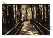 Moores Creek Battlefield  Nc Swam Bridge  Carry-all Pouch