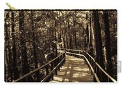 Moores Creek Battlefield Nc Swamp Walk  Carry-all Pouch