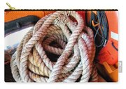 Mooring Line Carry-all Pouch