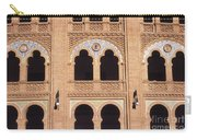Moorish Arches Madrid Carry-all Pouch