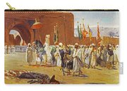 Moorish Procession Carry-all Pouch