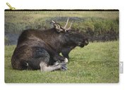Moose At Rest Carry-all Pouch