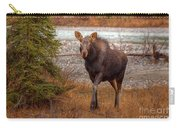 Moose Calf Carry-all Pouch